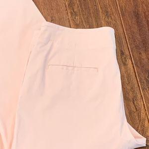 Talbots Blush Pink Heritage Capris, Size 10